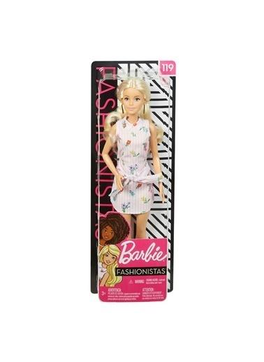 Barbie ZZ Fashionistas Büyüleyici Parti Bebegi Oyuncak Bebek U302901 Renkli